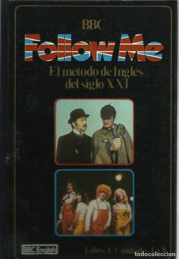 Series de TV: Follow Me, El metodo de Ingles del siglo XXI. Vol.1 1985 VHS - Foto 2 - 194658195