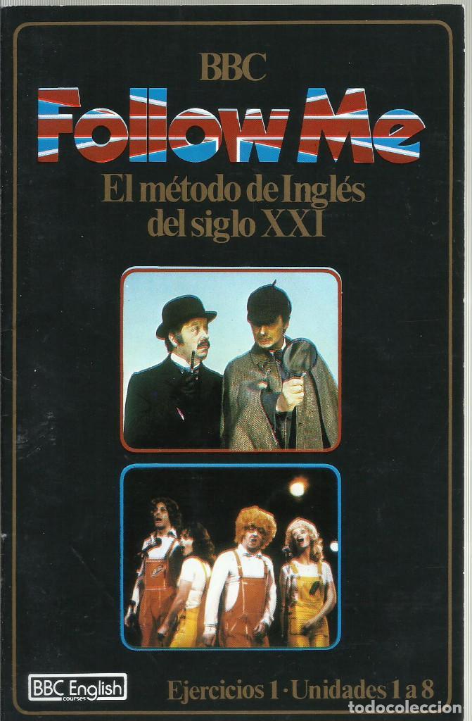 Series de TV: Follow Me, El metodo de Ingles del siglo XXI. Vol.1 1985 VHS - Foto 3 - 194658195