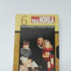 Series de TV: LA USURPADORA 6 TELENOVELA VHS. Lote 194786972