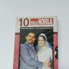 Series de TV: LA USURPADORA 10 VHS TELENOVELA. Lote 194787072