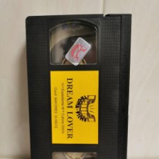 Series de TV: VHS DREAM LOVER 1985 TRACI LORDS. Lote 195046156