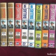 Series de TV: DALLAS SERIE TV. Lote 197409625
