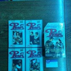 Series de TV: COLECCION 4 VHS EL PICARO RTVE METROVIDEO. Lote 197489808