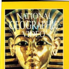 Series de TV: NATIONAL GEOGRAPHICS VIDEO EGIPTO BUSCANDO LA ETERNIDAD. Lote 199277216