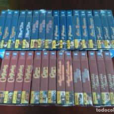 Series de TV: VHS -- COLECCION SERIES CLASICAS DE TVE -- GOYA / LOS PAZOS DE ULLOA / CERVANTES / LA REGENTA / ETC. Lote 224310740