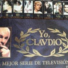 Series de TV: SERIE DE TELEVISION, YO CLAUDIO. Lote 202319641