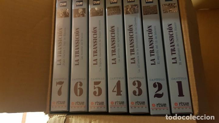 SERIE VHS . A ESTRENAR SOBRE LA TRANSICIÓN RTVE (Series TV en VHS )