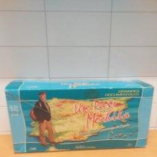 Series de TV: SERIE VHS UN PAIS EN LA MOCHILA, PRESENTADO POR ( JOSÉ ANTONIO LABORDETA ) GRANDES DOCUMENTALES. Lote 204820048