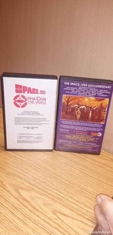 Series de TV: ALPHA CON Y SPACE:1999 DOCUMENTARY - Foto 2 - 205334710