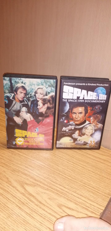 ALPHA CON Y SPACE:1999 DOCUMENTARY (Series TV en VHS )