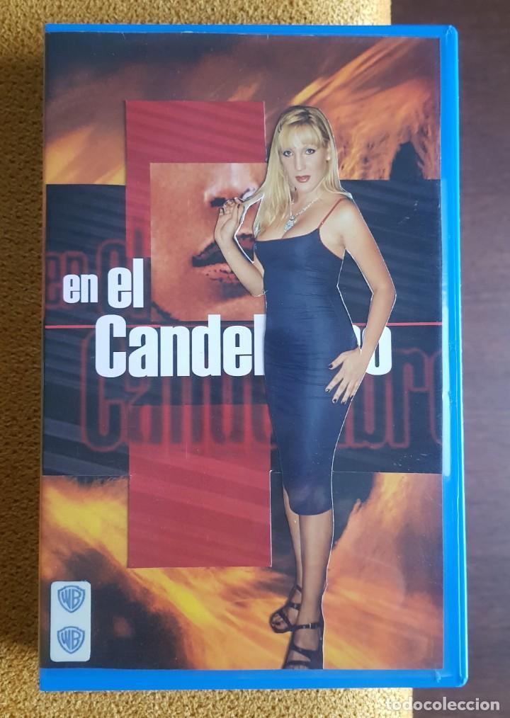 CHRISTINA RAPADO / EN EL CANDELABRO (VHS) (Series TV en VHS )