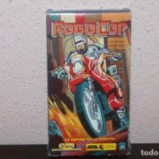 Series de TV: CINTA VHS SERIE DE DIBUJOS ROBOCOP ( LA ESPORA DE LA MUERTE ). Lote 207571545