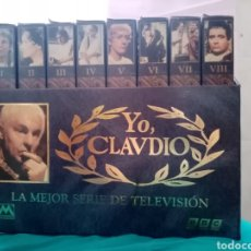 Series de TV: VÍDEOS PACK (VHS) YO, CLAVDIO SERIE COMPLETA. Lote 208164777