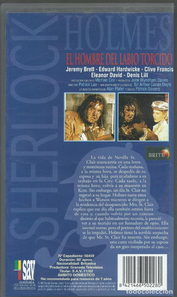 Series de TV: El Retorno de Sherlock Holmes: El hombre del labio torcido - Foto 2 - 209658485