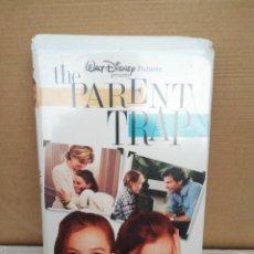 Series de TV: THE PARENT TRAP VHS. Lote 209718091