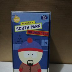 Series de TV: SOUTH PARK VHS 13-15. Lote 209720846
