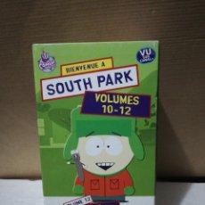 Series de TV: SOUTH PARK VHS 10-12. Lote 209720990