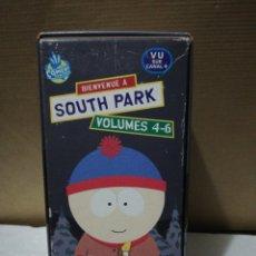 Series de TV: SOUTH PARK VHS 4-6. Lote 209721100