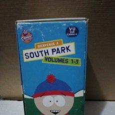 Series de TV: SOUTH PARK VHS 1-3. Lote 209721333