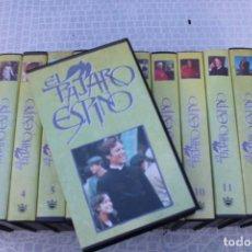 Series de TV: EL PÁJARO ESPINO, COLECCIÓN VHS. Lote 209917315