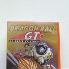 Series de TV: VIDEO DRAGON BALL GT 8 PRIMERA EPOCA -VHS DRAGON BALL EPISODIOS 22, 23 ,24 PELICULA MANGA. Lote 211599811