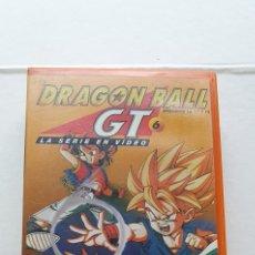 Series de TV: VIDEO DRAGON BALL GT 10 PRIMERA EPOCA -VHS DRAGON BALL EPISODIOS 16, 17, 18 PELICULA MANGA. Lote 211601257