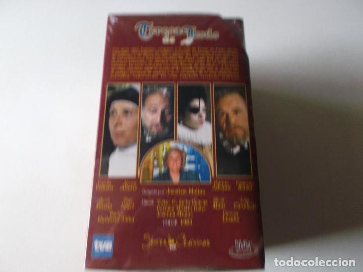 Series de TV: SERIES CLASICAS: TERESA DE JESUS. VHS-991, SIN USAR PRECINTADA - Foto 5 - 214607862
