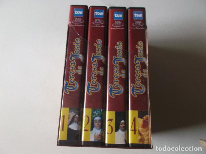 Series de TV: SERIES CLASICAS: TERESA DE JESUS. VHS-991, SIN USAR PRECINTADA - Foto 6 - 214607862
