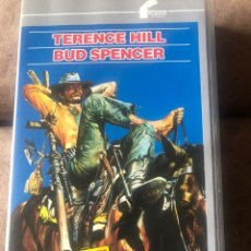 Series de TV: VHS LE SEGUÍAN LLAMANDO TRINIDAD - TERENCE HILL Y BUD SPENCER. Lote 218079287