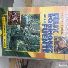 Series de TV: FELIX RODRIGUEZ DE LA FUENTE. Lote 218103193