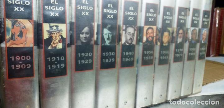Series de TV: HISTORIA DEL SIGLO XX EN VHS - Foto 3 - 218105642