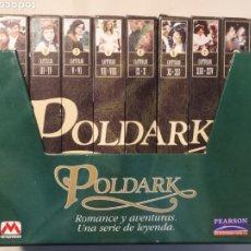 Series de TV: POLDARK. ROMANCE Y AVENTURAS. UNA SERIE DE LEYENDA. VHS. Lote 218238775