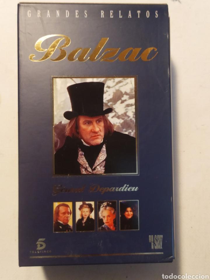 BALZAC. GRANDES RELATOS. VHS (Series TV en VHS )