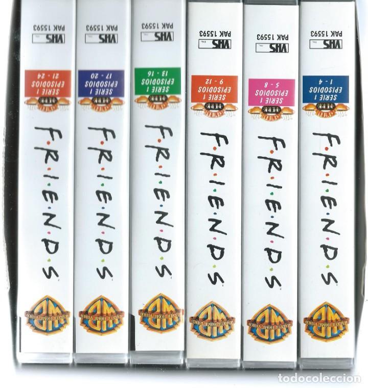 FRIENDS 1ª TEMPORADA VHS (Series TV en VHS )