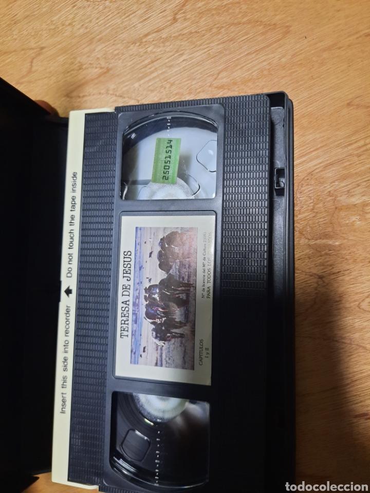 Series de TV: Teresa de Jesús. VHS - Foto 2 - 219356266