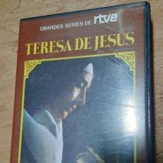 Series de TV: TERESA DE JESÚS. VHS. Lote 219356266