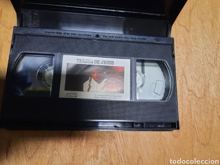 Series de TV: Teresa de Jesús. VHS - Foto 2 - 219426758