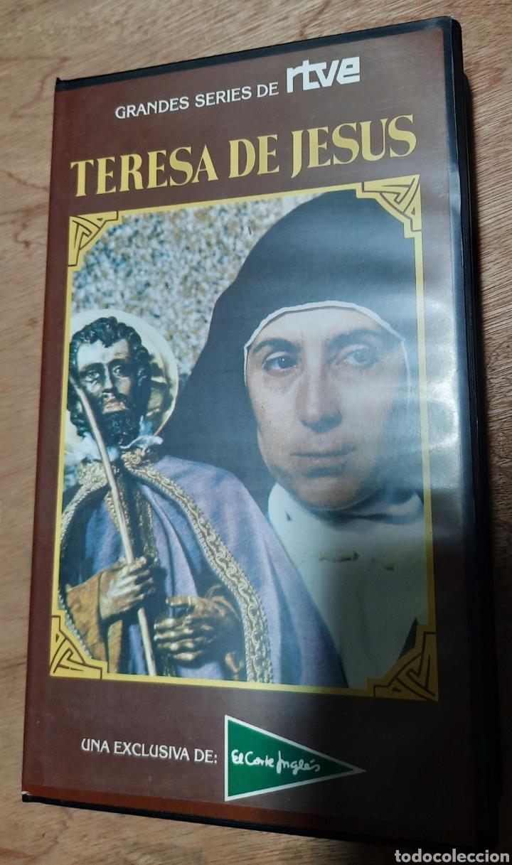 TERESA DE JESÚS. VHS (Series TV en VHS )