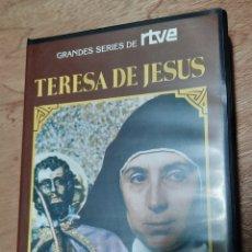 Series de TV: TERESA DE JESÚS. VHS. Lote 219426758