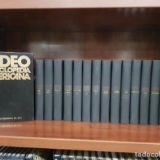 Series de TV: VIDEO ENCICLOPEDIA AMERICANA. COMPLETA. CLUB INTERNACIONAL DEL LIBRO. 1990. Lote 219752037