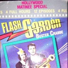 Series de TV: FLASH GORDON SERIE TV 1936 - BUSTER CRABBE - 2 VHS. Lote 220999617
