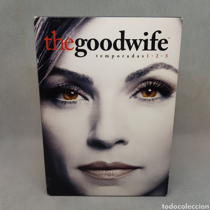 THE GOODWIFE - 3 TEMPORADAS - COMPLETA - TDK542 (Series TV en VHS )