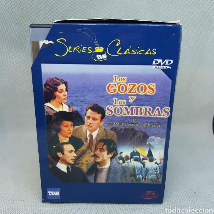 LOS GOZOS Y LAS SOMBRAS - VHS - COMPLETA - TDK542 (Series TV en VHS )