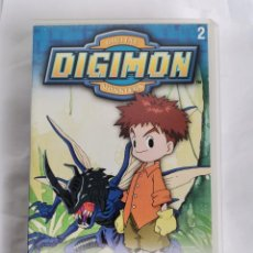 Series de TV: DIGIMON DIGITAL MONSTERS 2 VHS. Lote 221963903