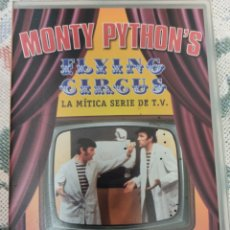 Series de TV: MONTY PYTHONS FLYING CIRCUS 1 VHS. Lote 222511968