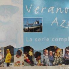 Series de TV: SERIE VERANO AZUL VHS. Lote 222932230