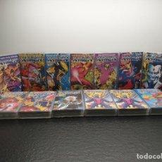 Séries de TV: COLECCIÓN VHS X-MEN SERIE ANIMADA. COMPLETA 15 CINTAS VHS. (ENVÍO 4,31€). Lote 224185758