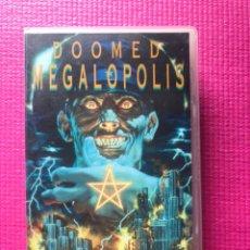 Series de TV: DOOMED MEGALOPOLIS. Lote 225356275