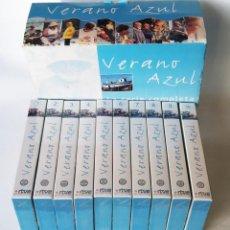 Series de TV: VERANO AZUL VHS COMPLETA. Lote 231908415