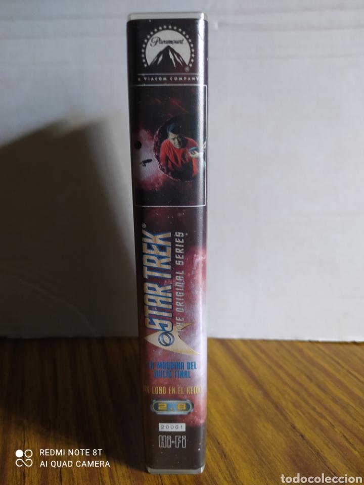 Series de TV: Star Trek, the original series, 2.8, VHS, 2 capítulos. - Foto 3 - 231980740